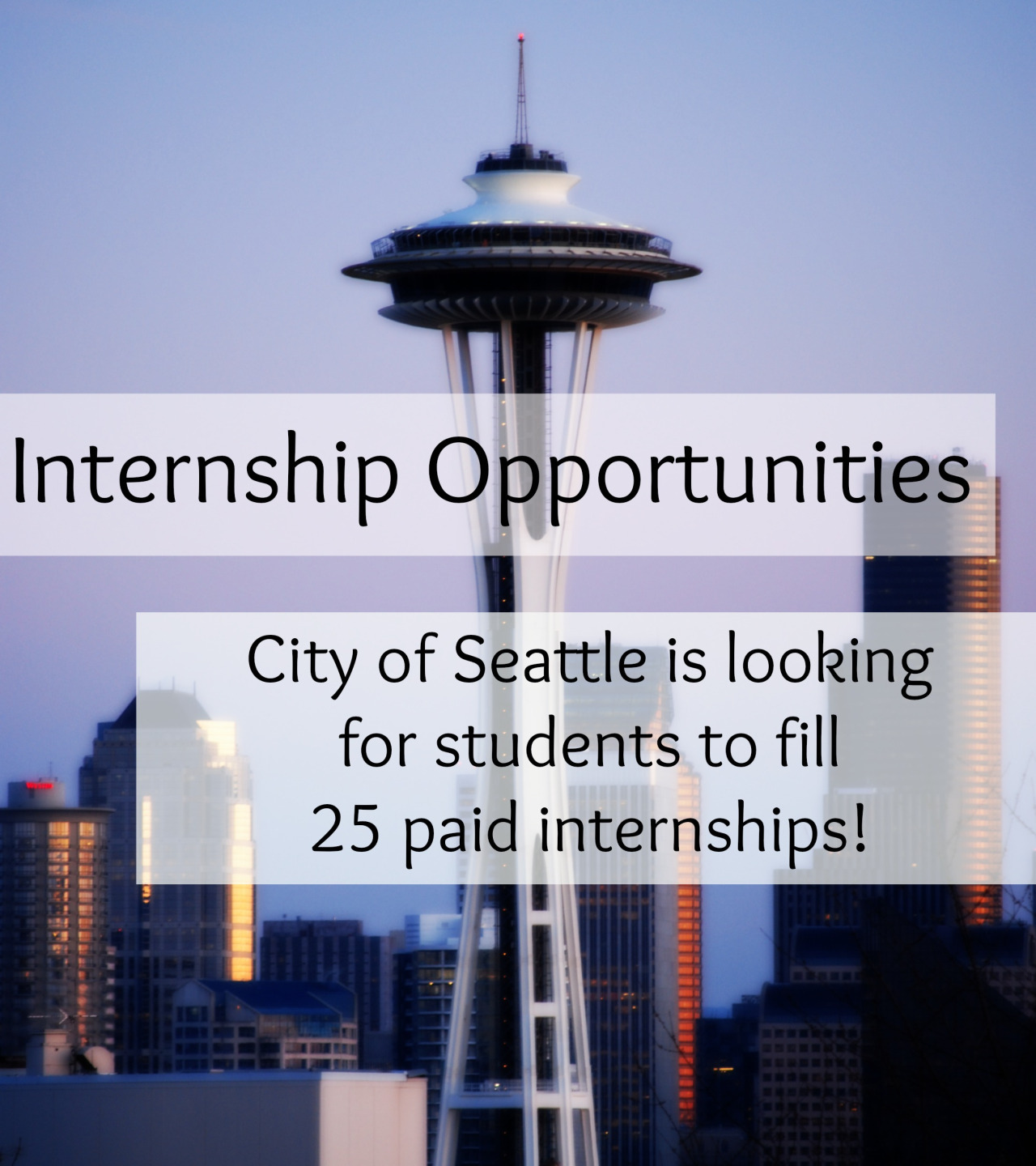 The Available Internships Are Listed Below Pay Varies Make Sure To Check Out Bolded Opportunities That Would Be Of Interest Poe Students